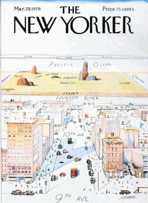 The most famous New Yorker cover. Ever seen it? Thought not.