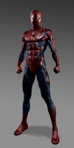 Alternative Spider-Man suits. Really?