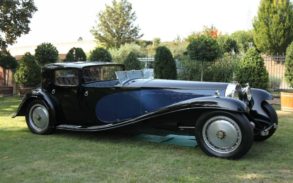 Life is not fair. The grandest car ever built is one Lady Laird would like to own. Okay then.